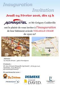 INVITATION PORTE OUVERTE CODDEVILLE 04-02-2016